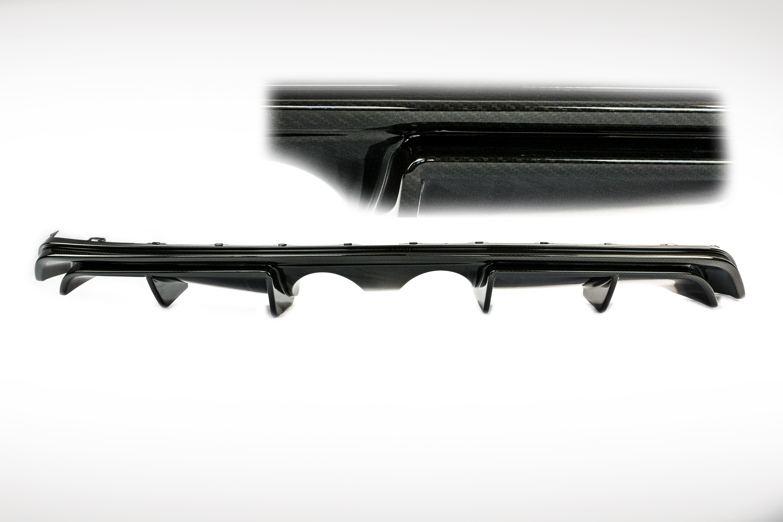 vw golf 7r carbon diffusor. Black Bedroom Furniture Sets. Home Design Ideas